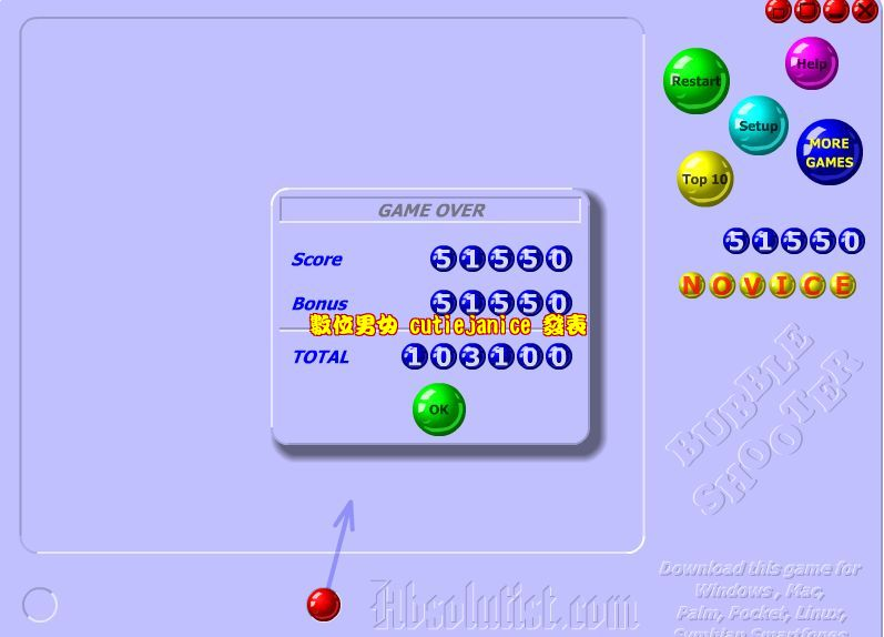 www.bubbleshooter.net