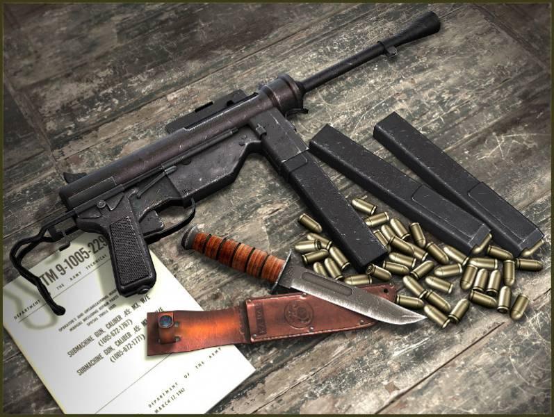 cs1.6 mp5 武器模型